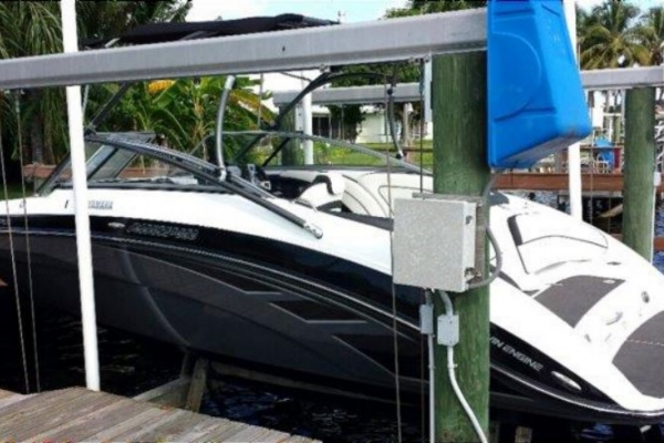 24 ft. Yamaha Jet Boot-2013 (L)