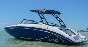 25 ft Yamaha Jet Boat 2017