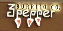 3 Pepper Burrito