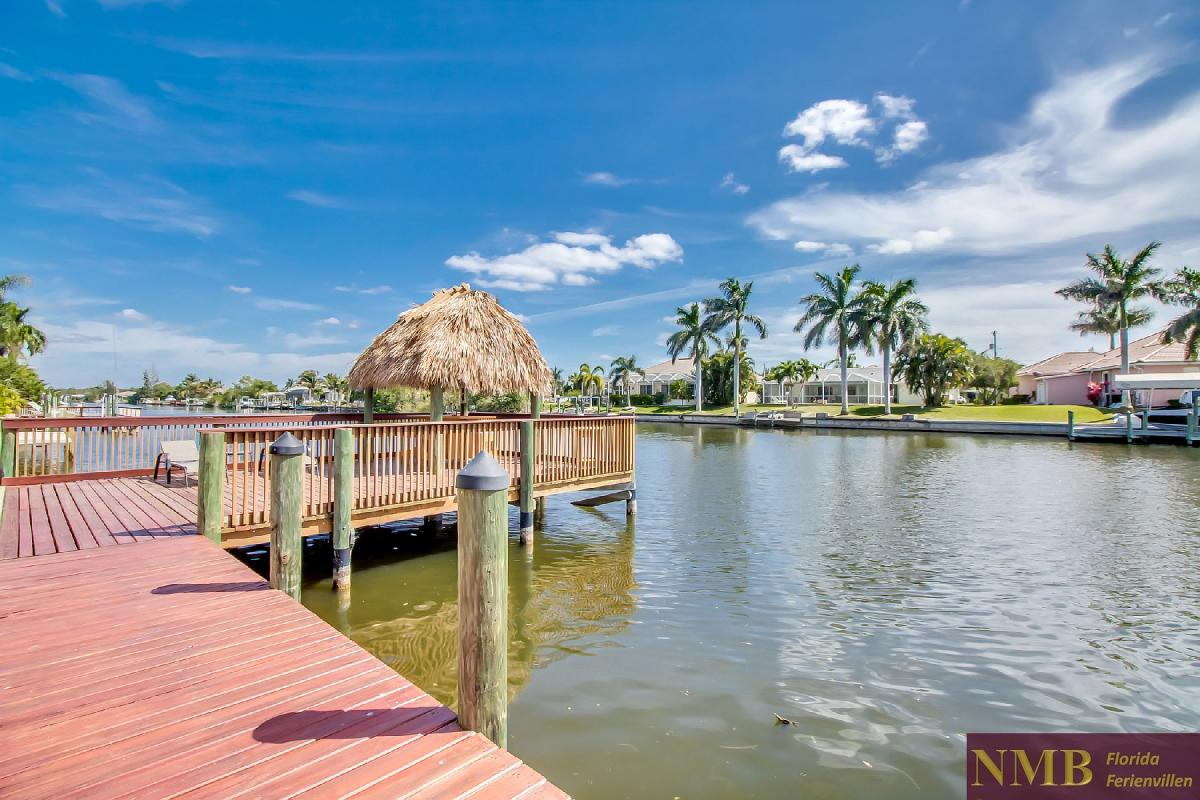 Ferienhaus-Sea-Pearl-Cape-Coral_Dock