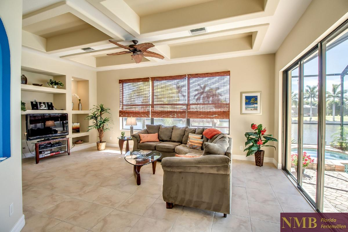 Ferienhaus-Sea-Pearl-Cape-Coral_Family_Room