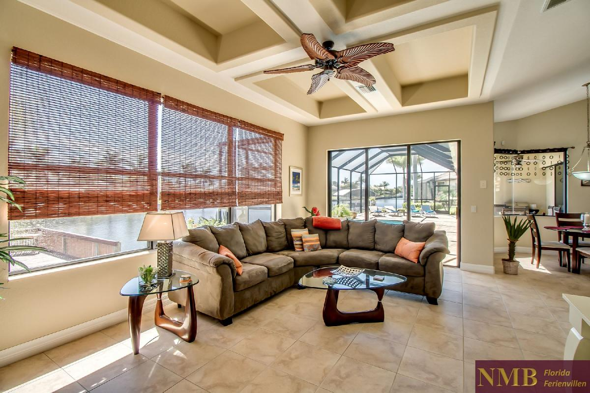 Ferienhaus-Sea-Pearl-Cape-Coral_Family_Room_2