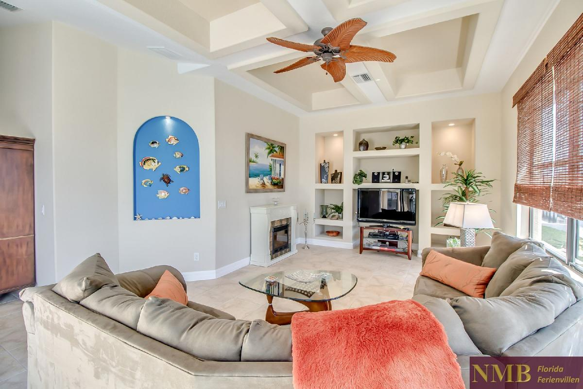 Ferienhaus-Sea-Pearl-Cape-Coral_Family_Room_3