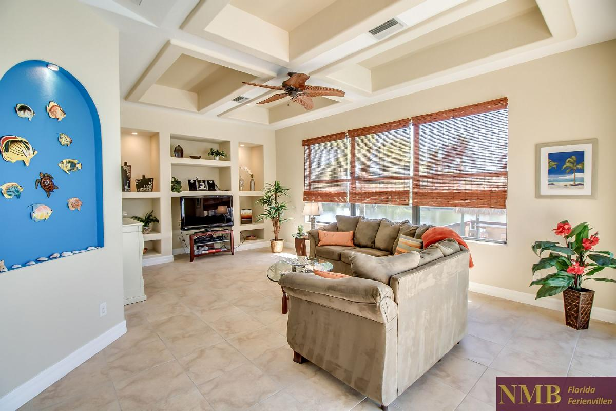 Ferienhaus-Sea-Pearl-Cape-Coral_Family_Room_4