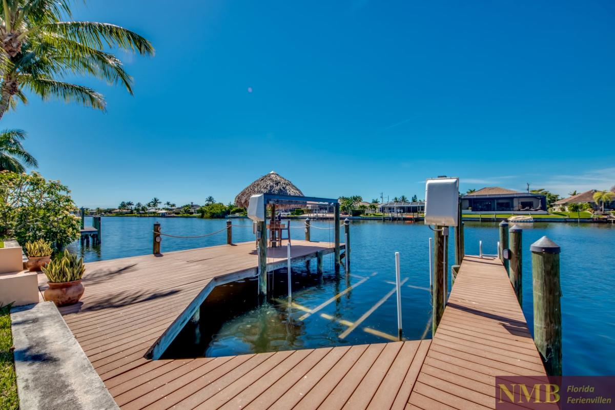 Ferienhaus-Whispering-Palms_78-Dock  Boat Lift
