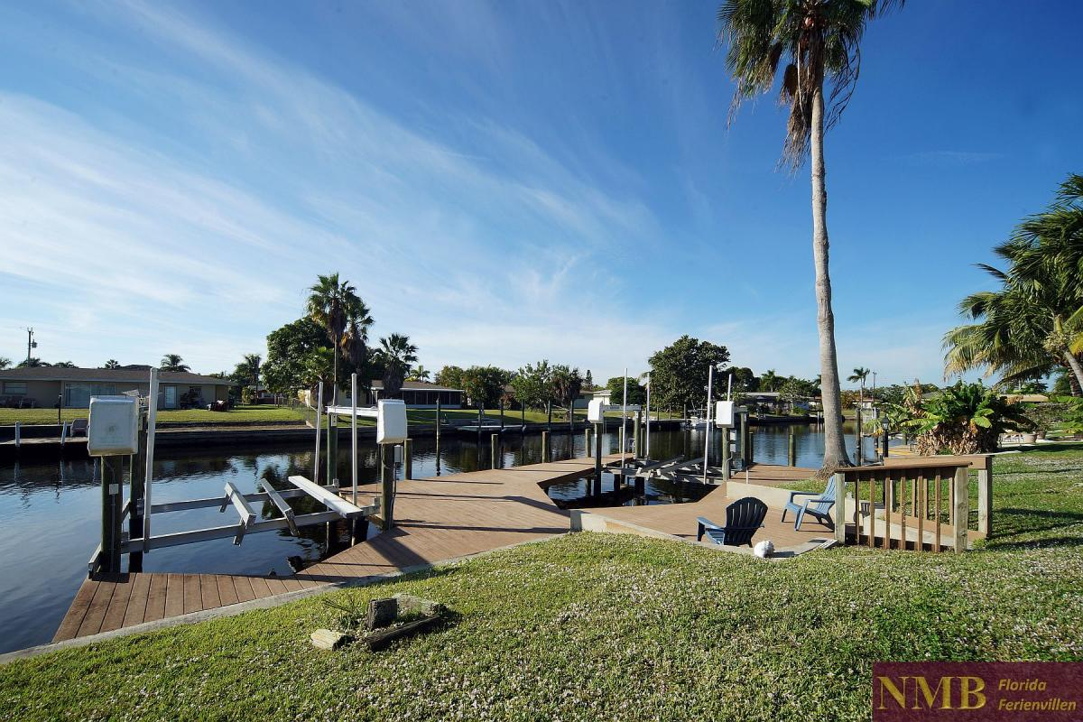 Ferienhaus_Cape_Coral_Sandy-Beach-dock