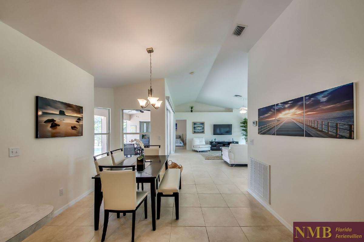 Ferienhaus_Sunset_Cape-Coral-Dining_Room