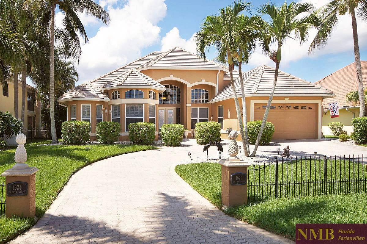 Ferienhaus_Sunny_Island_Cape_Coral_Front